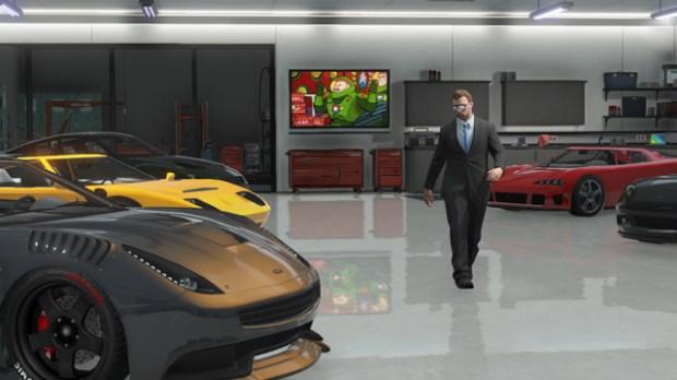 GTA 5 spring updates