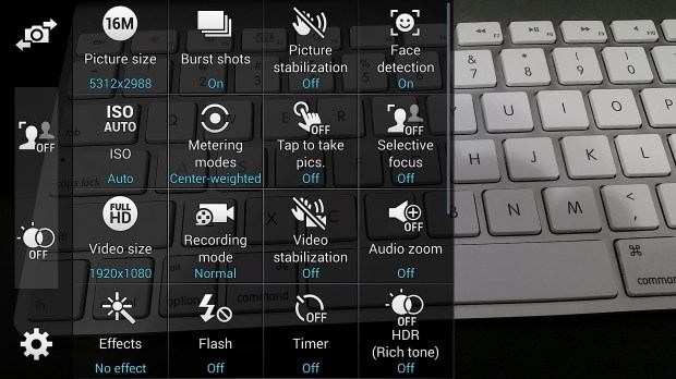 Learn about the Galaxy S5 settings.