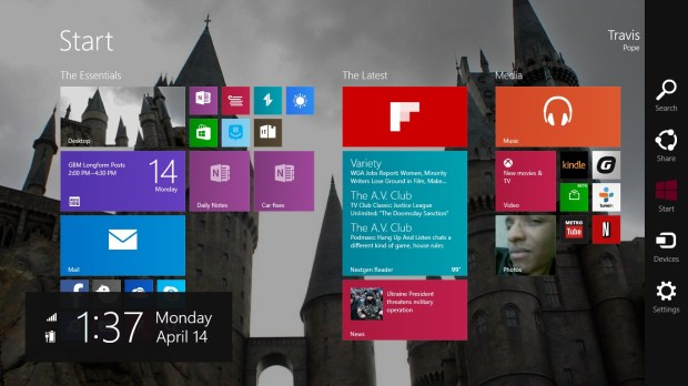 How to Set Parental Controls in Windows 8 (10)