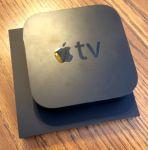 apple tv on top of firetv