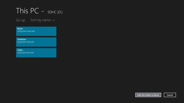 Move Your Music, Video & Pictures to an SD Card in Windows 8 (22)