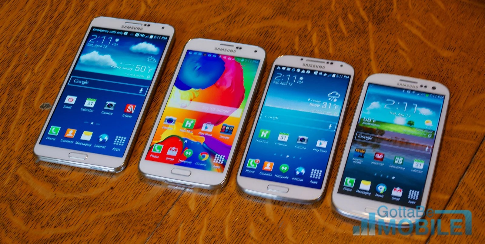 Galaxy Alpha Vs S5 samsung finally rolls out android 4.4.4 kitkat