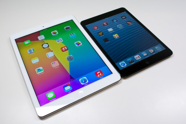 The iPad Air 2014 design will likely mirror the current iPad Air.