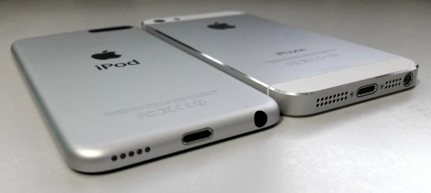 A new iPhone 6 video shows how thin a new iPhone could be with a case and an iPod touch.