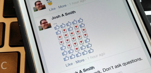 Create more advanced Facebook emoticons art.