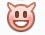 Facebook Emoticon Devil