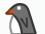 Facebook Emoticon Penguin