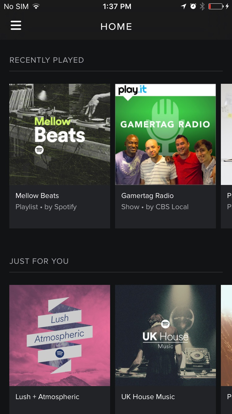 How to download music from spotify on the iphone ipad how to download music from spotify 2 ccuart Images