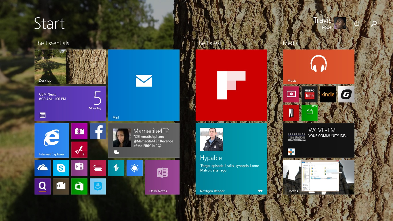 How To Stream Or Mirror Windows 8 To A Tv
