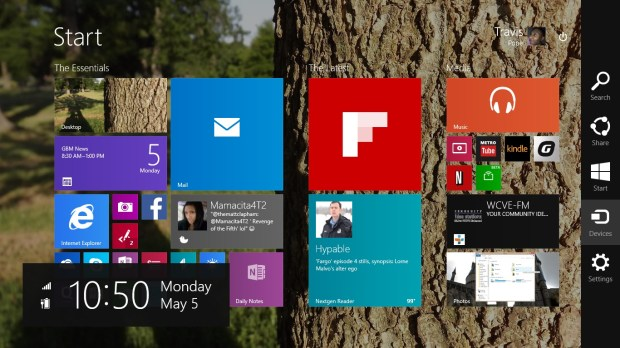 How to Stream or Mirror Windows 8 to a TV (2)