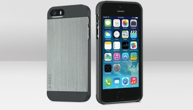The Logitech Case [+] for iPhone 5s offers five cases in one.