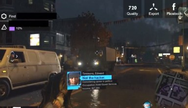 A new Watch Dogs multiplayer video shows what gamers can expect.
