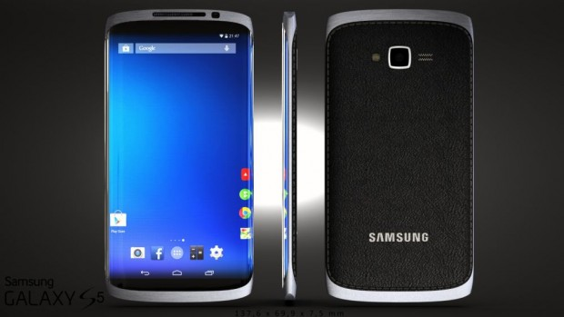 Galaxy Note 4 render based on a patent.