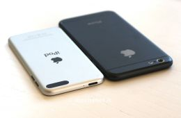 These photos show the potential similarities between the iPhone 6 and iPod touch.