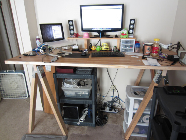 5 Affordable Diy Standing Desks