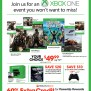 Gamestop Delivers Blockbuster Xbox One Deals