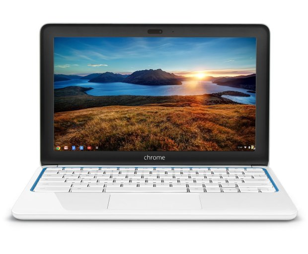 hp chromebook 11 screen