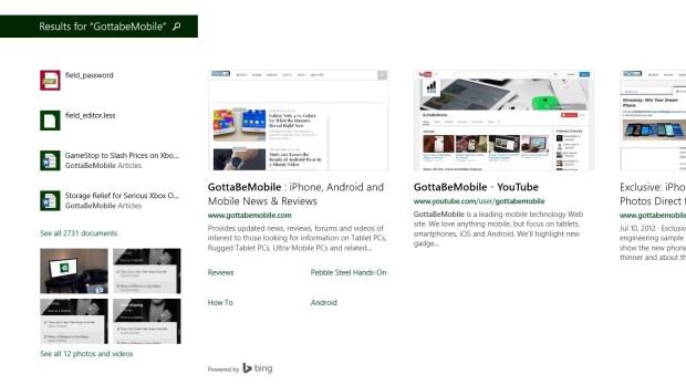 Bing SmartSearch