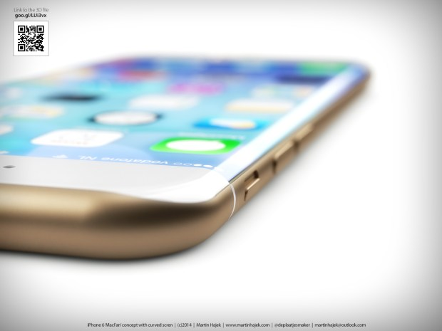 The iPhone 6 release dates may arrive in September, and a report claims Apple plans a curved display.