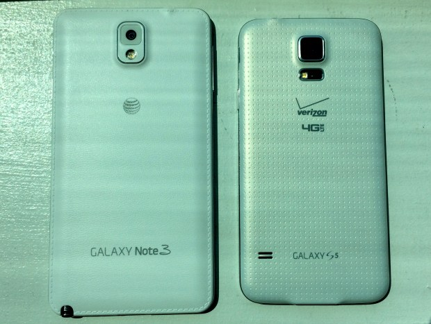 Galaxy Note 4 Design