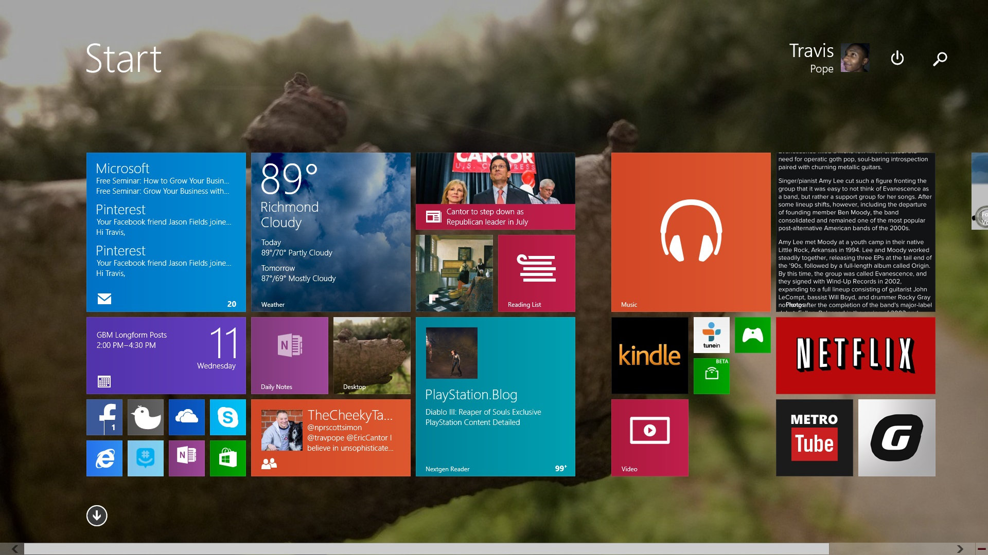 How to Remove a Desktop App in Windows 8.1 with a Keyboard ...