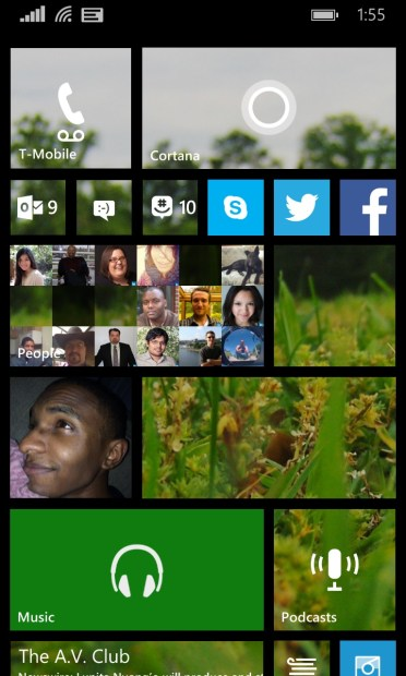 How to Use a Song As an Alarm on the Nokia Lumia 520 (7)