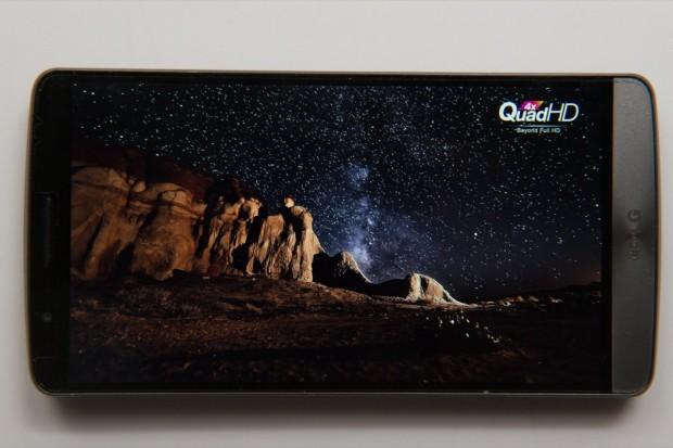 LG G3 Review Display