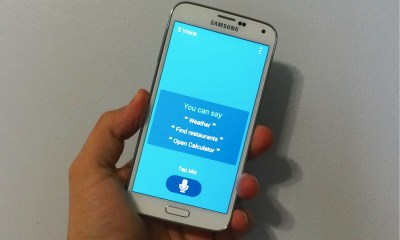 Here's how to turn off S Voice on the Galaxy S5 at the home button and completely.