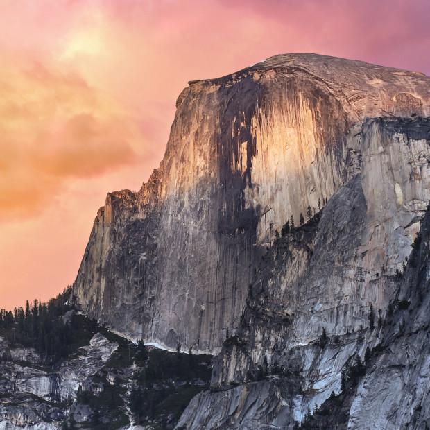 Yosemite-iPad