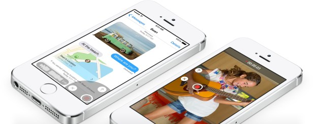 Add audio and video to your Messages in iOS 8.