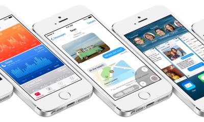 iOS 8 includes a collection of new features.