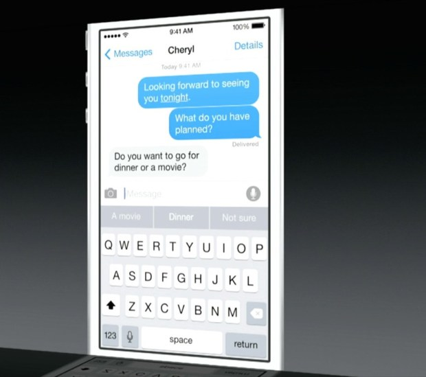 iOS-8-messages