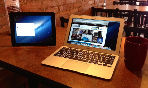 This iPad tip turns the iPad into a second display for your Mac or Windows notebook or desktop.