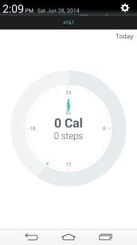 LG G3 Health App