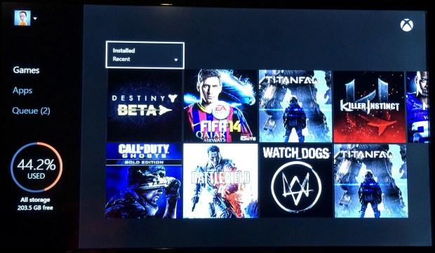 If you see a Destiny Beta download is corrupted message on Xbox One, you need to wait for the download to complete.
