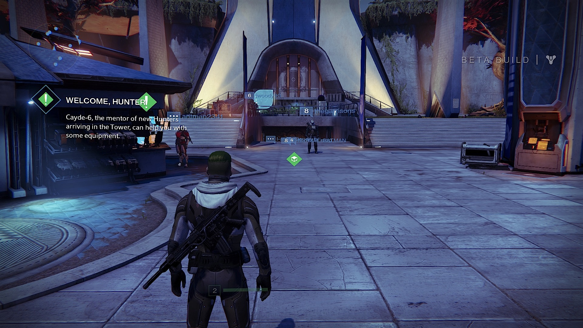 Destiny Dance Gif: Destiny Beta Offline: When It's Back, Rewards & Secrets