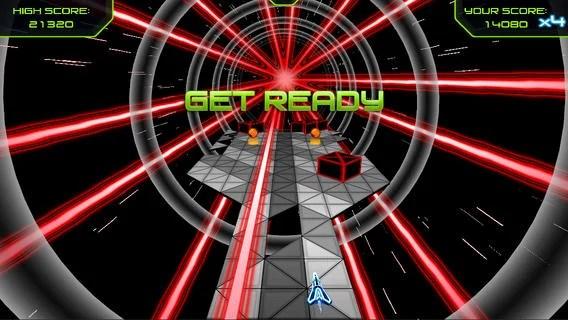 Free iPhone games - Avoid - Sensory Overload