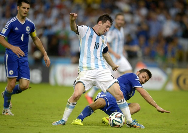 WatchESPN is the most popular way to watch the Germany vs Argentina live stream in the U.S.