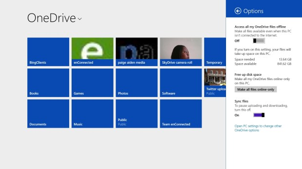 How to Sync YourOneDrive Pictures & Documents to Windows 8 (6)