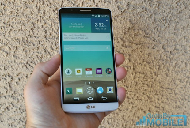 This is the LG G3