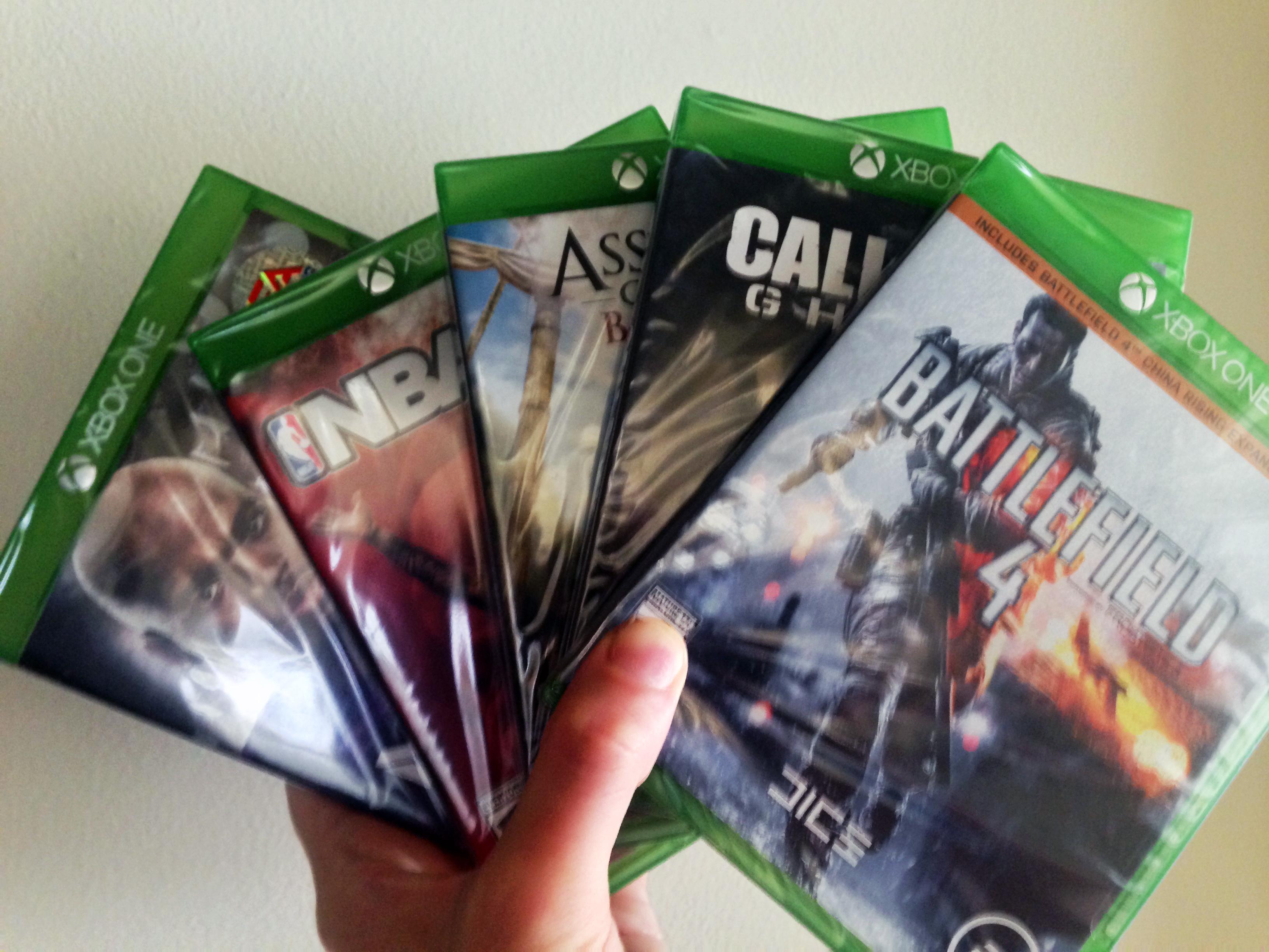 Xbox One Games S : Insane xbox one game deals slash prices below