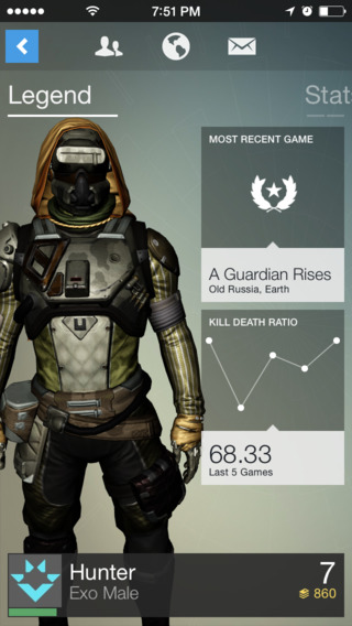 destiny companion