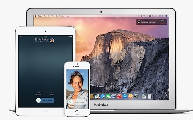 Calls, texts and your files are easier to access in iOS 8.