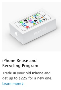 iPhone 5 trade in prices.