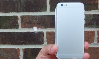 The iPhone 6 offers metal while the Galaxy S3 offers plastic.