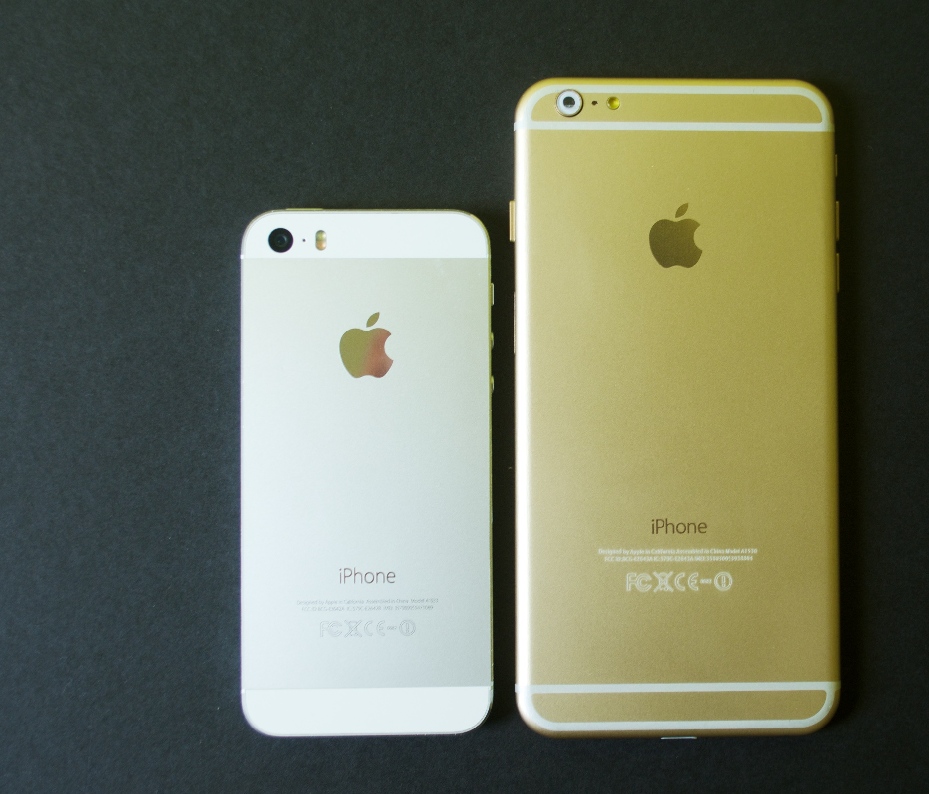 length of an iphone 5s iphone 6 vs iphone 5s 5 things to about the big iphone 2130