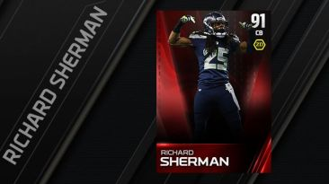 Best Madden 15 Ultimate team Players - Sherman