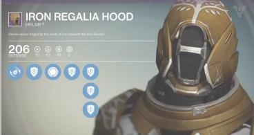 Destiny Multiplayer video - Iron Banner Reward