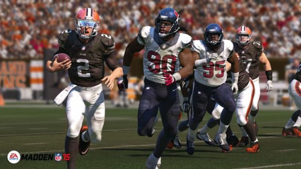 The EA Access Madden 15 time limit pauses when you exit the game, so don't forget to quit.
