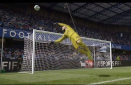 Get ready for incredible saves in FIFA 15.